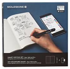Moleskine Smart Writing Set Paper Tablet and Pen