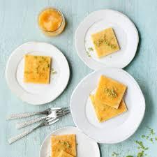 zitronen joghurt kuchen mit basilikumzucker