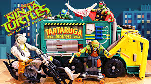 Teenage Mutant Ninja Turtles New Tartaruga Garbage Truck Toy From ... Fingerhut Teenage Mutant Ninja Turtles Micro Mutants Sweeper Ops Fire Truck To Tank With Raph Figure Out Of The Shadows Die Cast Vehicle T Nyias 2016 The Tmnt Turtle Truck Pt Tactical Donatellos Trash Toy At Mighty Ape Pop Rides Van Teenemantnjaturtles2movielunchboxpackagingbeautyshot Lego Takedown 79115 Toys Games Others On