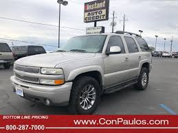 100 Tahoe Trucks For Sale Used Chevy Cars For In Jerome ID Chevy