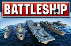 Hasbro Popular Game Battleship