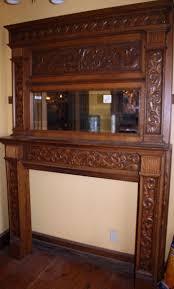 Batchelder Tile Fireplace Surround by 76 Best Antique Fireplace Mantels Images On Pinterest Antique