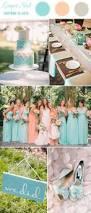 Coral Color Decorations For Wedding by Best 25 Aqua Wedding Themes Ideas On Pinterest Aqua Wedding
