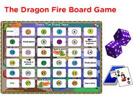 Dragon Fire Board Game