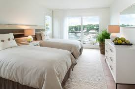West elm bedroom bedroom beach style with sheer white curtain