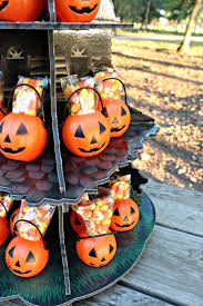 Best Halloween Candy 2017 by The Mandatory Mooch Haunted House Halloween Candy Tower