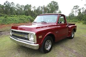 1969 Chevrolet C10 StepSide ShortBed C-10 Chevy Pickup Truck Call Now