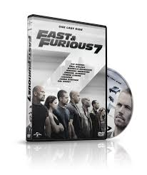 Fast Furious 7 DVD Cover by szwejzi on DeviantArt