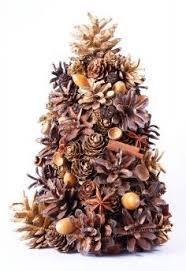 Pine Cone Christmas Tree Ornaments Crafts by Pincone Christmas Tree Blog Aromatalk Craft Idea