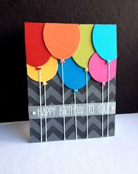 Creative Handmade Birthday Cards