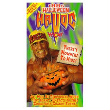 Halloween Havoc 1995 by Wcw Vhs Covers Page 1 Mega Wrestling Zone
