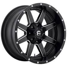 Fuel Chevrolet Silverado/GMC Sierra Maverick Wheels 20