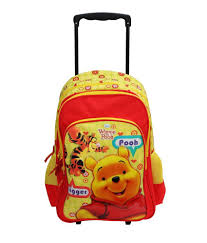 Disney Bathroom Set India by Disney Multicolor Kids Trolley Bag Buy Disney Multicolor Kids