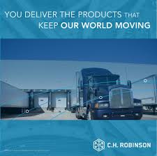 C.H. Robinson - Did You Know That Truck Drivers Move 10.5... | Facebook Ch Robinson Couriers Delivery Services 1840 No Marcey St This Transportation Stock Is Booming Worldwide Inc Why We Need Truck Drivers Transportfolio Global Newsroom Newell Brands Honors With Nonasset Case Studies 1st Annual Carrier Awards Chrw Intermodal Yelp What You To Know About Oversized Flatbed Shipments Gets Underweight Rating At C H Wikipedia Australia Third Party Logistics 3pl Supply Chain