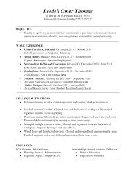 Jobs Hiring Near Me Part Time No Experience Prepossessing Resume Sample For Barista With Also