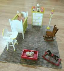 VTG Dollhouse Baby's Room Wood Furniture-Crib, High Chair, Dresser-Bisque  Doll.. Childrens Kids Girls Pink 3in1 Baby Doll Pretend Role Play Cradle Cot Bed Crib High Chair Push Pram Set Fityle Foldable Toddler Carrier Playset For Reborn Mellchan Dolls Accsories Olivia39s Little World Fniture Lifetime Toy Bundle Pepperonz Of 8 New Born Assorted 5 Mini Stroller Car Seat Bath Potty Swing Others Cute Badger Basket For Room Ideas American Girl Bitty Favorites Chaingtable Washer Dryerchaing Video Price In Kmart Plastic My Very Own Nursery Olivias And Sets Ana White The Aldi Wooden Toys Are Back Today The Range Is Better Than Ever Baby Crib Sink High Chair Playset