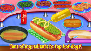 100 Food Truck Games Mania Kids Cooking Game 11 APK Download Android