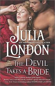 The Devil Takes A Bride Cabot Sisters Book 2 By London