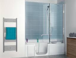 neue 2 in 1 duschbadewanne sfa sanibroy