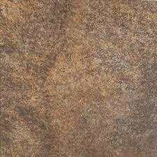 marazzi granite marron 12 in x 12 in glazed porcelain floor