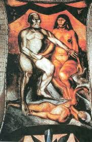 Jose Clemente Orozco Murales San Ildefonso by A Tale Of Two Women Sexual Fables