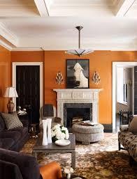 Colors For A Living Room by Best 25 Burnt Orange Rooms Ideas On Pinterest Burnt Orange