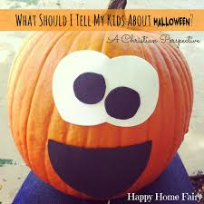 Pumpkin Patch Parable Craft by What To Tell Your Kiddos About Halloween A Christian Perspective