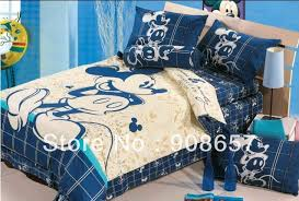 online get cheap mickey mouse full bedding aliexpress com