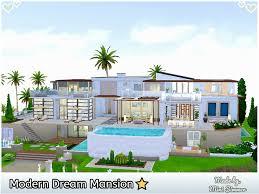 104 Modern Dream House Mini Simmer S Mansion