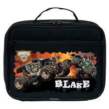 Monster Jam Revved Up Black Lunch Bag | Tv's Toy Box Cheap Monster Bpack Find Deals On Line At Sacvoyage School Truck Herlitz Free Shipping Personalized Book Bag Monster Truck Uno Collection 3871284058189 Fisher Price Blaze The Machines Set Truck Metal Buckle 3871284057854 Bpacks Nickelodeon Boys And The Trucks Shop New Bright 124 Remote Control Jam Grave Digger Free Sport 3871284061172 Gataric Group Herlitz Rookie Boy Bpack Navy Orange Blue