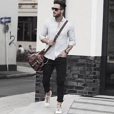 Superb What To Wear With Male Black Jeans Outfits Style Design Ideas