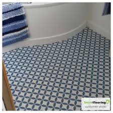 bathroom vinyl flooring add personality to a plain kitchen with