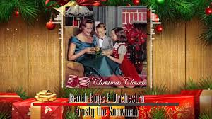 Frosty Snowman White Christmas Tree by Beach Boys U0026 Orchestra Frosty The Snowman Youtube