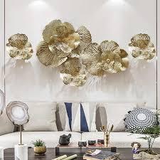 drei dimensional wand dekoration handgemachte schmiedeeisen