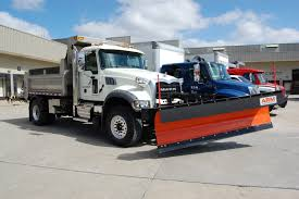 Photo Gallery: Mack Truck Snow Plow Ride And Drive | Fleet Owner