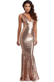 long two piece gold prom dress φορεματα pinterest gold prom