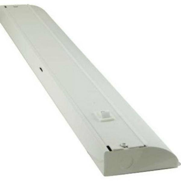 GE Premium Front Phase LED Under Cabinet Light Fixture - White, 24""