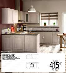 brico depot cuisine cuisines blanches et bois 9 cuisine brico depot le