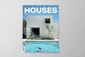 100 Residential Architecture Magazine Houses Magazine Undergoes Redesign AU