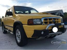 ford ranger 2002 splash 2 5 in selangor manual truck black