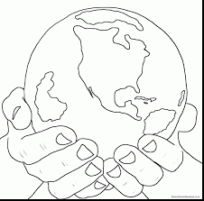 Good Sunday School Creation Coloring Page With Printable Bible Pages And