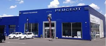 GARAGE D AUVERGNE S A garage et concessionnaire Peugeot  COHADE