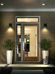 front door wall lights out out ing outside front door wall lights