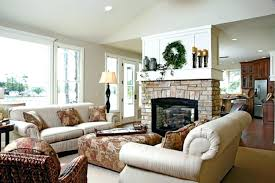 Fireplace Room Ideas Living With Brick And Cozy Dining White Design