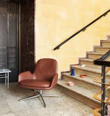 ERA ROCKING CHAIR LOW - Armchairs From Normann Copenhagen ... Outlet Design Store Brands Normann Cophagen Era Lounge Chair High Metal Is Wood Base Rocking By In Chairs Low My Oak Horne Buy Online At Ar Chair Form Danish Modern Simon Legald For