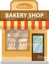 Building clipart bakery shop 9