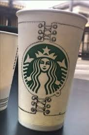 Barista Gorgeously Customizes His Customers Cups At UK Starbucks