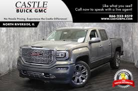 New 2018 GMC Sierra 1500 Denali Crew Cab Pickup In North Riverside ... Ram Chevy Truck Dealer San Gabriel Valley Pasadena Los New 2019 Gmc Sierra 1500 Slt 4d Crew Cab In St Cloud 32609 Body Equipment Inc Providing Truck Equipment Limited Orange County Hardin Buick 2018 Lowering Kit Pickup Exterior Photos Canada Amazoncom 2017 Reviews Images And Specs Vehicles 2010 Used 4x4 Regular Long Bed At Choice One Choose Your Heavyduty For Sale Hammond Near Orleans Baton