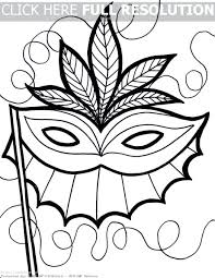 Coloring Pages Kids Mask Page Spiderman Printable For Elf On The Shelf Black Template Large