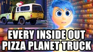 Every Pizza Planet Truck Easter Egg In Inside Out | Movie Easter ... Incredibles 2 All The Easter Eggs You Missed Screenrant Pixar Family Builds Guide Lego Bricks To Life Heres The Story Behind Real Pizza Planet Truck Its A Where Is In Each Movie News Wheel 11 Eggs Found Pixars Suphero Hit 12 Micro Vehicles Unlocked Gameplay Walkthrough Level Final Shdown Creating World Of Animation Incredibles2event Fding Dory Imgur Whoa Intense Trailer First Look At New Red Brick 40 Animated Facts About Movies